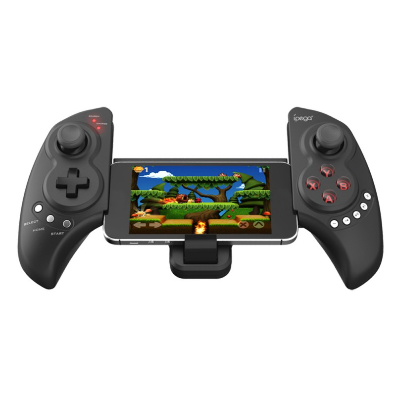 PG-9023 Bluetooth Gamepad Oyun pubg Teleskopik Kablosuz Android Telefonu Joystick için Windows PC Kontrol Gamepad PUBG