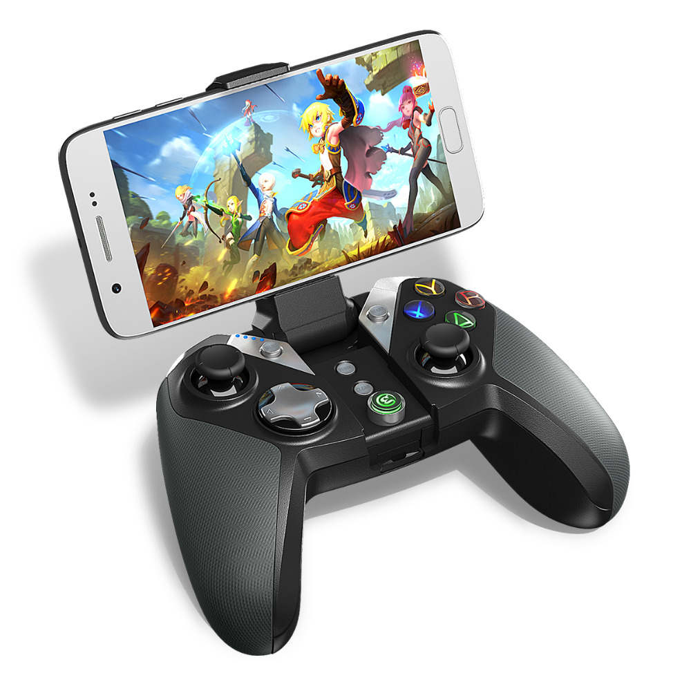 GameSir G4s Moba Oyun Denetleyicisi, bluetooth Gamepad için Android Smartphone/Tablet/Samsung Dişli VR/Windows PC/PS3